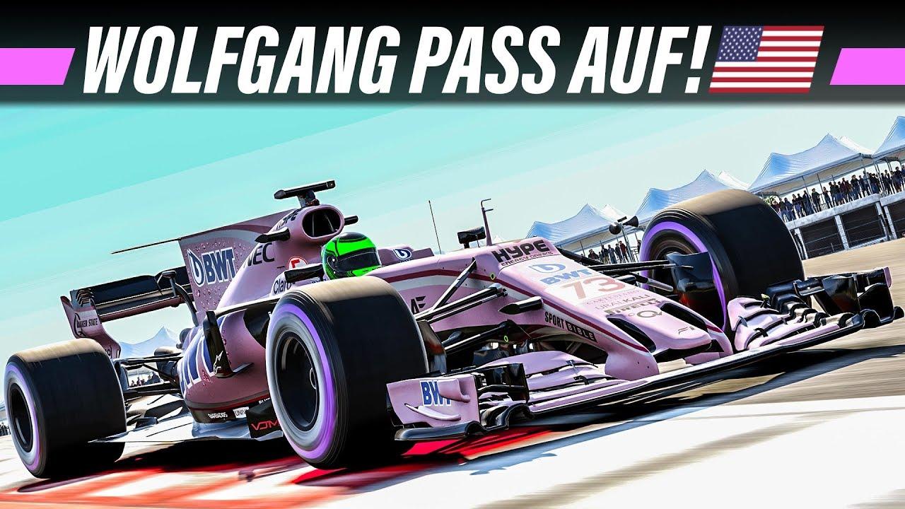 F1 2017 MEGA COOP #14 – Austin, USA Grand Prix   Formel 1 ...