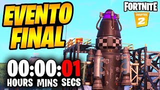 Fortnite AO VIVO - EVENTO FINAL DA TEMPORADA X | LANÇAMENTO DO FOGUETE