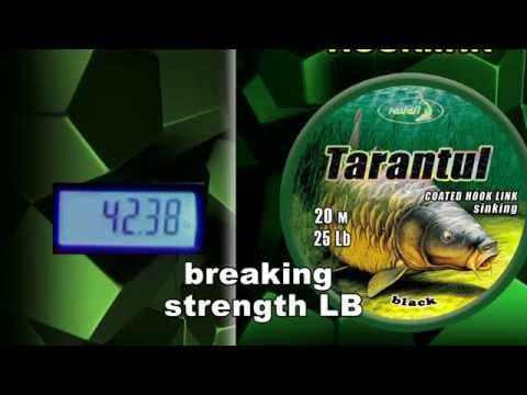 "Katran ""Tarantul"" breaking strength testing"