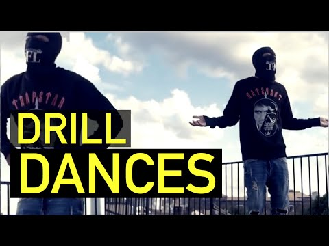 UK DRILL DANCES 2018