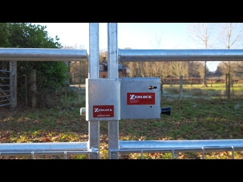 Long Throw Gate Locks and High Security Gates and Gate Locks