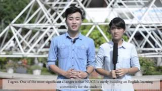 Mien Bac - Dai hoc Xay dung - NUCE English Olympiad Team