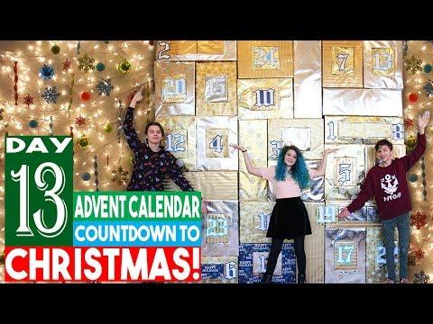 BIGGEST Advent Calendar! Day 13 Christmas Countdown 2018