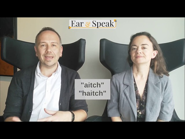 Pronouncing the English h sound, and what its called. | Knowledge from the experts
