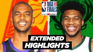 SUNS at BUCKS   FULL GAME HIGHLIGHTS   2021 NBA FINALS