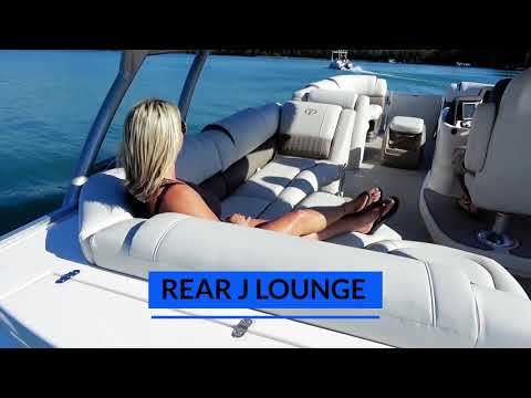 2018 Pontoon Boat AVALON CATALINA PLATINUM | Fast Luxury Pontoon Boats