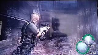 Resident Evil 4 (Parte 10) - LADO ESQUERDO & BELLA SISTERS!!