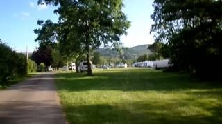 A tour around park Farm campsite..Crickhowell.