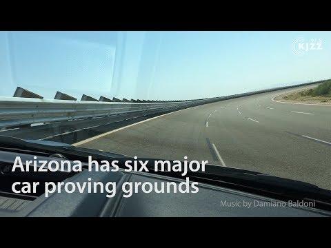 Arizona Attracts International Auto Companies For New Car Testing