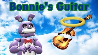 - Freddy Fazbear and Friends Bonnie s Guitar