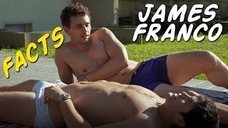GAY FACTS about James Franco + All Kiss Scenes