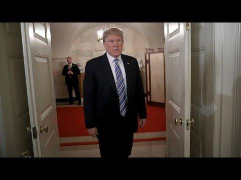 White House Says Trump Is Open To Improving Gun Background Checks