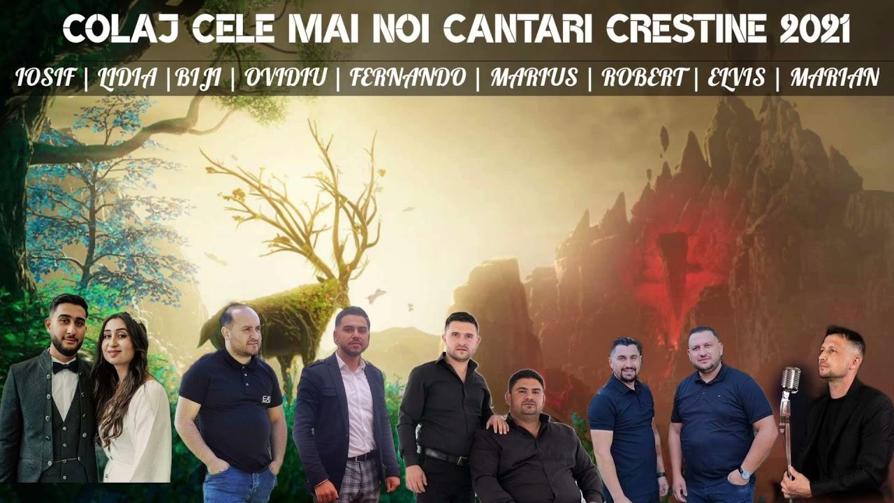 Download COLAJ CELE MAI NOI CANTARI CRESTINE 2021