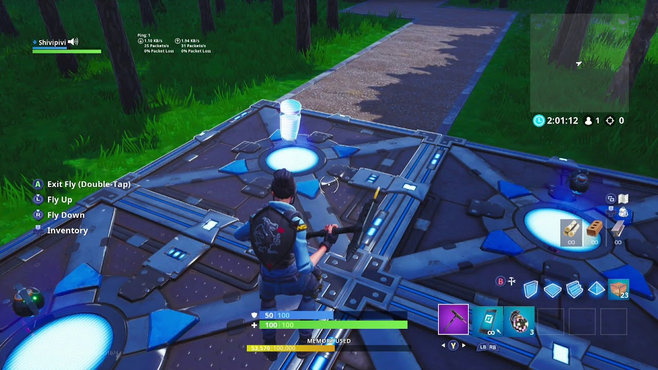 Download Fortnite Creative Content Submission Pickaxe Attack