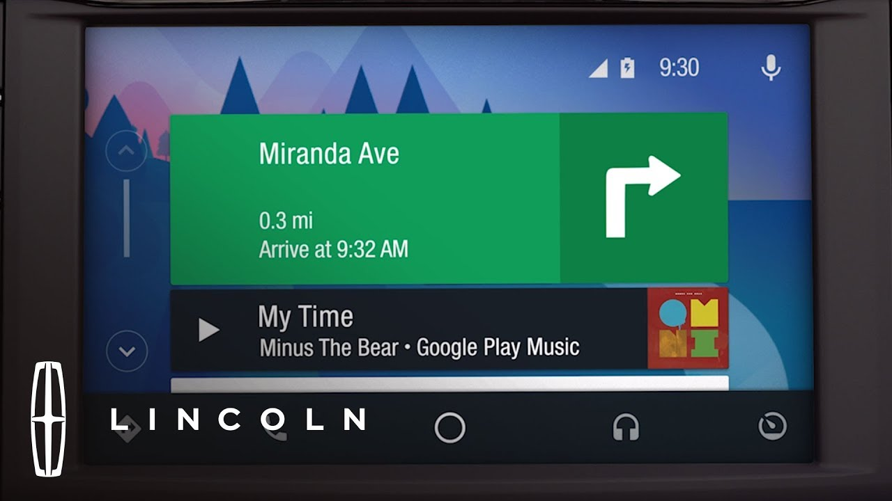 my lincoln touch apps