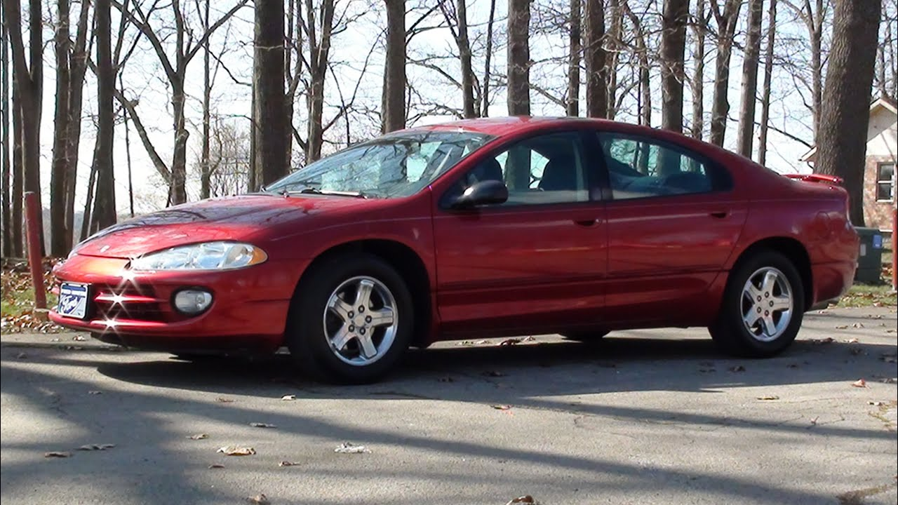 mvs 2003 dodge intrepid sxt [ 1280 x 720 Pixel ]