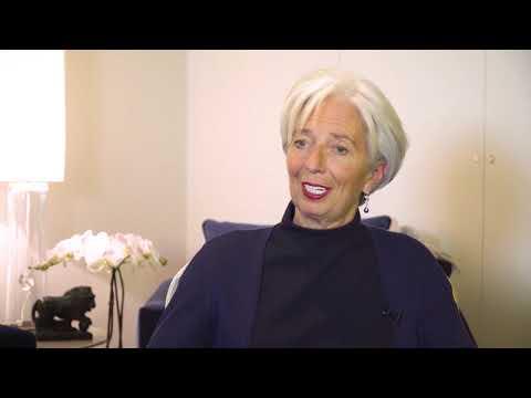 Le Grand Témoin : Christine Lagarde, directrice générale du FMI et ancienne ministre de l'Économie
