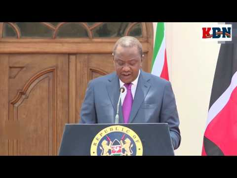 Zuma considering Uhuru's request for SA visas on arrival for Kenyans