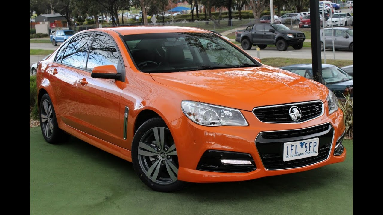 B5392 2014 holden commodore sv6 vf auto my14 review youtube b5392 2014 holden commodore sv6 vf auto my14 review vanachro Gallery