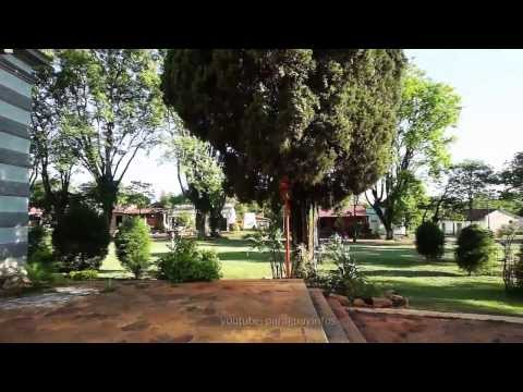 Paraguay Tourist Video Eusebio Ayala Iglesias Churches Kirch