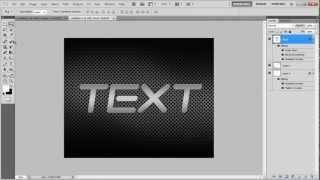 How to Create Metallic Typography in Photoshop