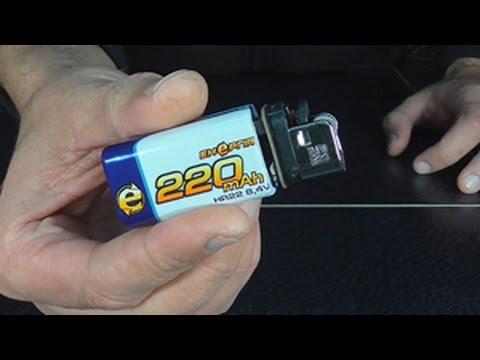 Как сделать электро зажигалку
