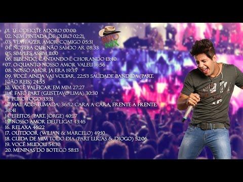 Cristiano Araújo - Melhores Músicas Album Completo , CD Efeitos (AO VIVO)
