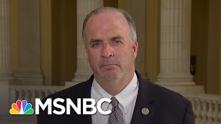 Rep. Kildee: Federal Gov Needs 'To Be A Partner With The State' To Get Resources   Katy Tur   MSNBC