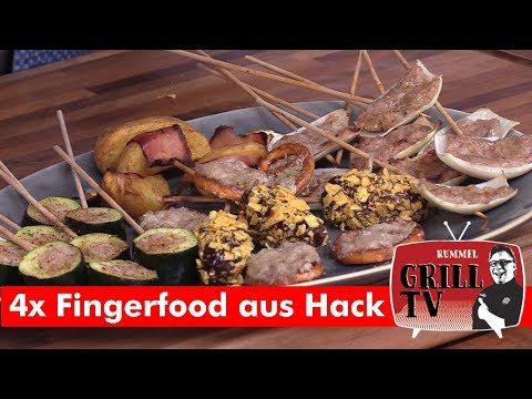 Hackfleischvariationen