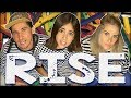 Rise - Walk off the Earth Ft. Gabriela Bee (Jonas Blue, Jack & Jack Cover)