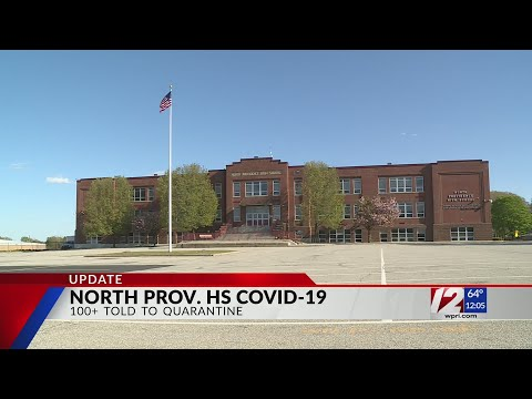 North Providence High School begins full distance learning