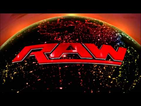 WWE Raw New Theme 2012-2014