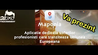 Va prezint MAPONIA [part 1]