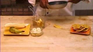 Bahama Breeze: Chicken Tostones