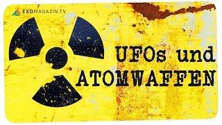 UFO-ZWISCHENFÄLLE MIT ATOMWAFFEN - Robert Hastings (komplettes Interview)   ExoMagazin