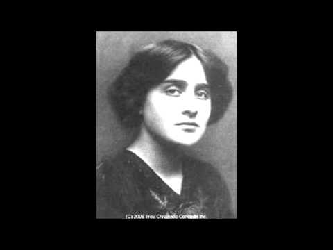 Myra Hess - Mozart: Adagio for piano in B minor, K. 540