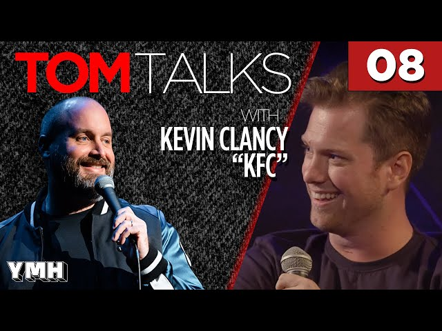 Tom Talks - Ep8 w/ Kevin