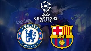 Chelsea vs Barcelona [ Highlight All Gol ] 1-1 Liga Champions