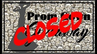 CLOSED! | I'm doing a custom prom gown giveaway