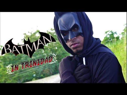 Batman In Trinidad