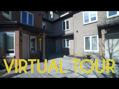 735 New Westminster Dr. Thornhill, On. L4J 7Y9, Unit 41 / HD / Virtual Tour