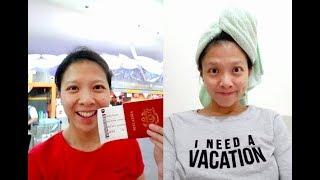 Video From Bangkok to Kota Kinabalu with Air Asia | Hello Karleen! download MP3, 3GP, MP4, WEBM, AVI, FLV Juni 2018