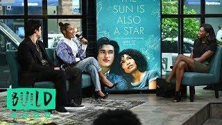 "Yara Shahidi & Charles Melton On Their Film, ""The Sun Is Also a Star"""