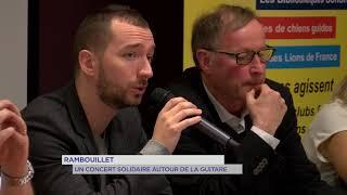 """""""Guitare et Solidarité : deuxième édition à Rambouillet en préparation"""