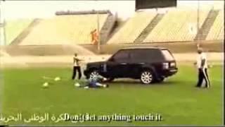 Супер тренировка вратаря