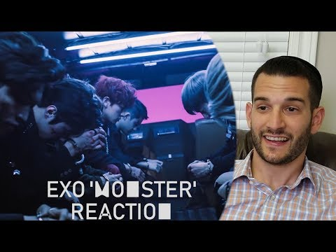 VOCAL COACH Reacts To EXO SINGING MONSTER