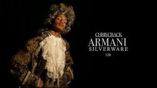 "Chris Crack- ""Armani Silverware"" (Official Music Video)"