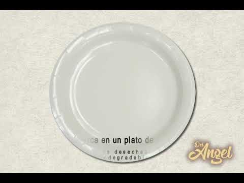Impresion De Platos Desechables Guadalajara | Platos De Cartón Impresos Zapopan