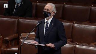 GOP Congressman Dan Newhouse Announces Vote To Impeach Trump