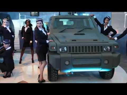 Marauder Patrol Launch At Aad 2012 Paramount Group Youtube